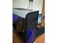 12 Months Warranty i5 Quad Core Complete Gaming PC Computer System with Office + WiFi