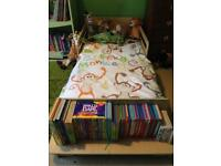 Lovely low Toddler Bed
