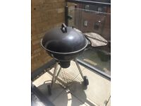 Large Kettle Charcoal BBQ + Tools!