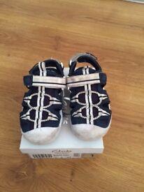 Clarks Boys Sandals