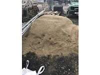 5 Ton of sharp sand