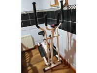 Davina Mccall Cross trainer for sale excellent condition
