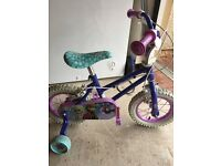 Girls bikes