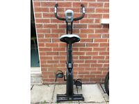 Everlast Magnetic Folding Exercise Bike, barely used, excellent condition