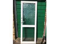 Aluminium Door and Framesix system with six point locking system