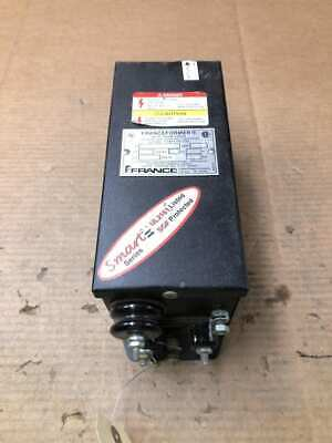 Franceformer 7530 Pg Outdoor Neon Transformer 120v 60hz 2.1a 7500v 30ma