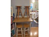 Breakfast Bar Dining Tables Amp Chairs For Sale Gumtree
