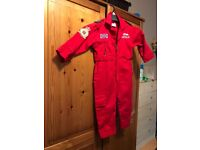 Official red arrows outfit