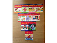 I Can Read French Collection - 10 Books (Collection) NEW children age 3 and above