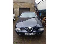 Alfa Romeo 166 3.0 V6 Super