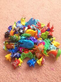 Bundle of kinder joy toys