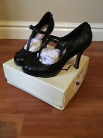 Next Black Dolly Shoes