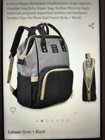 nappy backpacks multifunction largecapacity shoulder bag