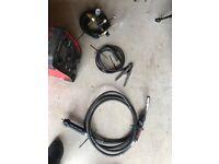 Lincoln speedtec 200c welder £700