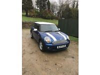 Mini Cooper 1.6 2007 1 previous owner 45000 miles from new f/s/h must be the best 07 around