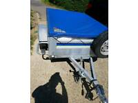 Lider 6x4 trailer camping