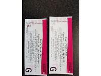 Concert in the gardens tickets