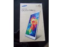 "SAMSUNG Galaxy Tab S 8.4"" White SM-T705 AMOLED ANDRIOD / GPS / WIFI / SIM FREE"