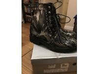 Size 5 boots brand new still in box