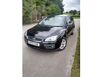 Nov 05 Ford Focus Titinaum 1.6
