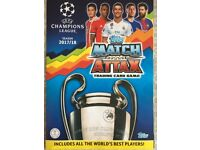 Match Attax Champions League 17/18 - Swap or Sell