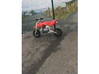 Demon x mini pit 110 pit bike pitbike