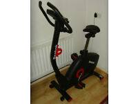 REEBOK GB50 ONE SERIES EXERCISE BIKE IN PERFECT CONDITION