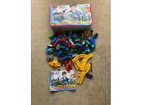 Mega Bloks Thomas & Friends Construction Starter Set.