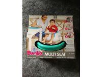 Bumbo multi seat brand new in box