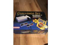 Nintendo NES challenge set super MARIO 3 in box