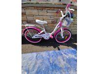 Kids 20 inch bike 7-10 years