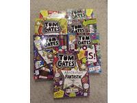 7 Tom Gates childrens books