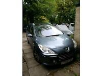 Peugeot 307 1.6 - MOT drives well, needs work