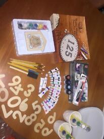 Huge arts and crafts bundle