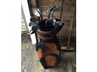 Wilson Shock Trap set of Golf Clubs