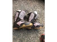 Vans ladies snowboard boots uk 4.5