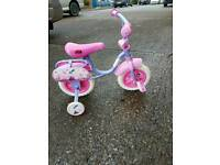 Ben and Holly toddler bike
