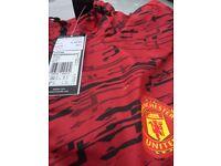 Manchester United Fleece/Jacket