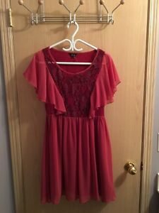 Cranberry Dress from Hush