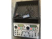 Numark profesional cd mixing console