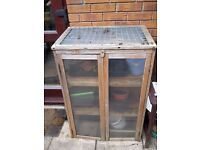 FREE: Outdoor Growhouse Mini-Greenhouse Pot Cupboard