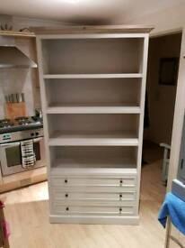 Fabulous Three Drawer Bookcase New
