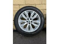 Land Rover Freelander 2 18 Inch Alloy Wheel - New Shape HSE With Pirelli Tyre!