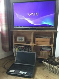 Sony vaio vgn/aw41mf laptop 18 inch HD Blu-ray