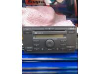 Ford CD6000 stereo CD player