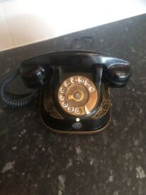 Vintage telephone fully working