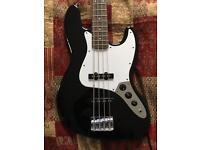 Bass Guitar & Rumble 15 Bass Amp