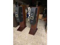 Meridian M10 1982 Active Loudspeakers/fm tuner/pre amp etc