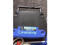 Linksys Wireless G Broadband Router
