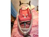 dolls buggy/carseat